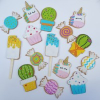 Workshop Deco Cookies en Más Cancheras