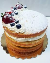 Naked Cake frutas