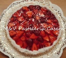 Tarta de frutillas y pastelera (2)
