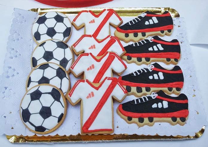 torta y cookies cancha futbol (7)