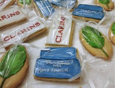 Clarins galletitas logo marca (1)