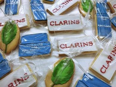 Clarins galletitas logo marca (5)