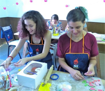 Workshop Cupcakes y Cakepops Summer Party (17)
