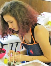 Workshop Cupcakes y Cakepops Summer Party (28)