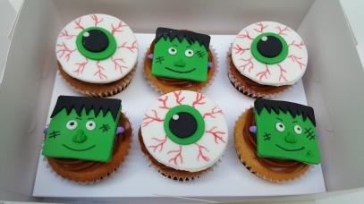 Halloween cookies y cupcakes (6)