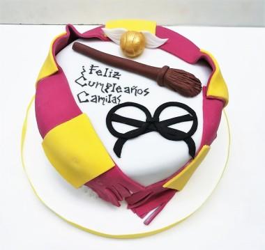 Harry potter torta y cookies (5)