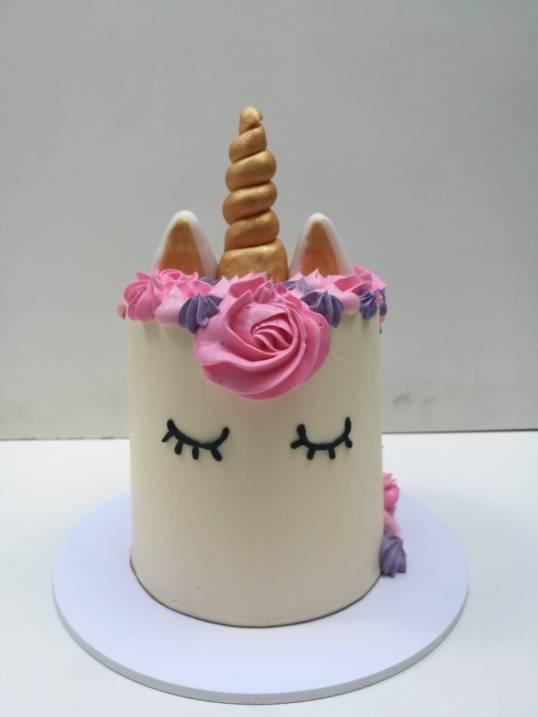 Unicornio butter pelo rosa y violeta (1)