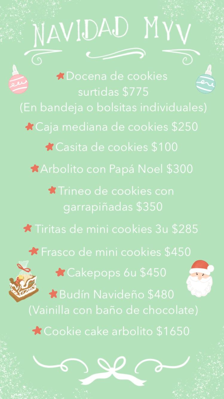 00 Lista de precios Navidad 2019