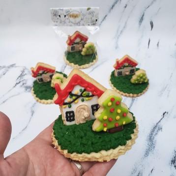 Casita de cookies